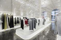 MR&MRS White Store by Paulo Merlini arquitetos Leça da Palmeira  Portugal