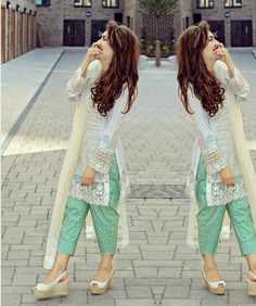 Now you are one of them to search girl dp Pakistani Couture, Pakistani Outfits, Indian Outfits, Indian Attire, Indian Wear, Kurta Designs, Blouse Designs, Western Girl Outfits, Function Dresses