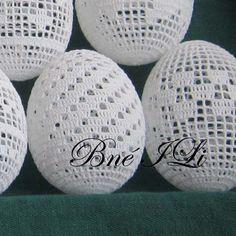 Albumarchívum Crochet Home, Crochet Motif, Crochet Patterns, Easter Crochet, Yarn Ball, Easter Crafts For Kids, Easter Baskets, Happy Easter, Doilies