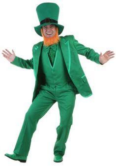 St Patricks Day Costumes - Teen Leprechaun Costume | St Patricku0027s Day | St Patricku0027s Day | Pinterest | Leprechaun costume and Costumes  sc 1 st  Pinterest & St Patricks Day Costumes - Teen Leprechaun Costume | St Patricku0027s ...