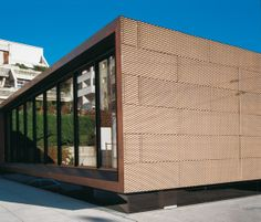 Fassadenbeispiele | Fassadensysteme | TECU® Brass | Fassade. Check it out on Architonic