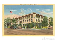 St. Joseph's Hospital, Phoenix, Arizona Prints at AllPosters.com