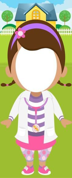 Doc McStuffins Photo Booth Prop Doc McStuffins por SquigglesDesigns