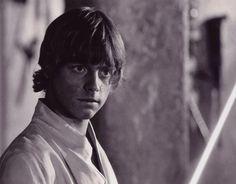 """I want to become a jedi like my father"" Luke Skywalker, Star Wars"