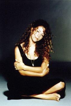 Mariah Carey 1990, Mariah Carey Singing, Maria Carey, Curly Hair Styles, Natural Hair Styles, Album Sales, Billboard Hot 100, People Magazine, Female Singers