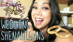 WEDDING SHENANIGANS! - August 13, 2016 -  ItsJudysLife Vlogs