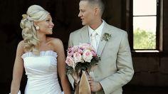 Scott and Katherine by damon chamberlain. The wedding of Scott and Katherine.