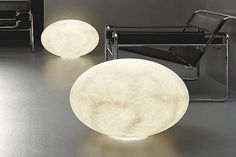 It does not get any sweeter than this.  Moon Floor Lamp B... :-) http://www.sustainthefuture.us/products/moon-floor-lamp-by-ocilunam-for-in-es-art-design?utm_campaign=social_autopilot&utm_source=pin&utm_medium=pin