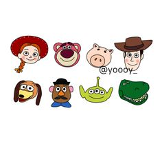 Cartoon Wallpaper, Wallpaper Iphone Disney, Bubble Stickers, Cute Stickers, Disney Pixar, Disney Art, Cartoon Drawings, Easy Drawings, Dibujos Baby Shower
