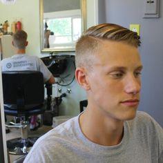 Men's haircut hardpart