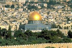Jerusalem, the Holy Land, such a dream trip. Go if you can a once in a lifetime experience.