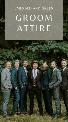 Beach Wedding Groom Attire, Groom And Groomsmen Attire, Wedding Suits, Men's Suits, Groom Style, Green, Wedding Outfits, Suits, Suits