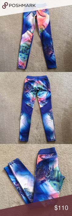 Roxy leggings Small Roxy Pants Leggings