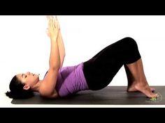 Clase de Yoga para tonificar músculos, ganar flexibilidad y fortalecer la espalda - YouTube