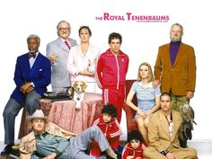 """one of """"the Royal tenembaums"""" picture proms."""