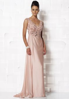 Cameron Blake 112646 Mother Of The Bride Dress - The Knot
