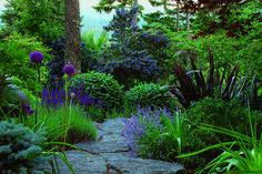 Creating a Modern Cottage Garden Gardening Zones, Fine Gardening, Organic Gardening, Flower Gardening, Cottage Garden Design, Flower Garden Design, East Facing Garden, Planting Plan, Home Vegetable Garden