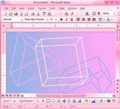 aesthetics, computer and cyber image on We Heart It
