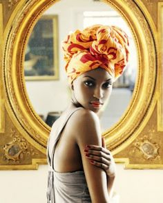 african head wraps for women | Head Scarves | Head Scarf: African American Head Wraps