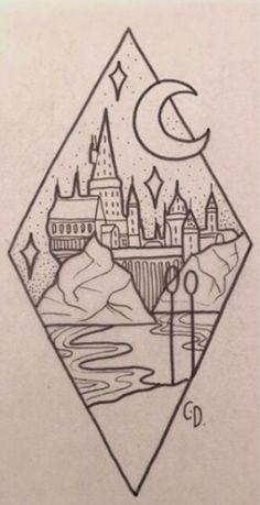 Doodle Harry Potter