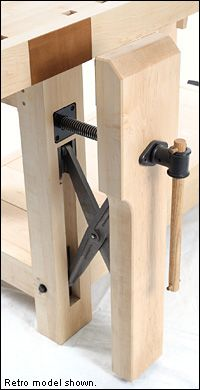 Benchcrafted™ Crisscross Hardware - Woodworking. Mine came with a beautiful…