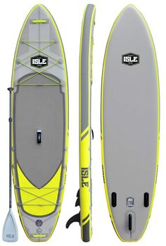 Inflatable Kayak With Dog ISLE Surf and SUP Airtech Inflatable Stand Up Paddle Board - Inflatable paddle boards are some of the best options available. Unlike the other designs, they are easy to transport and lightweight. Best Inflatable Paddle Board, Inflatable Kayak, Sup Stand Up Paddle, Sup Boards, Sup Yoga, Standup Paddle Board, Sup Surf, Paddle Boarding, Surf Shop