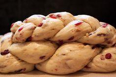 Cranberry Walnut Braid