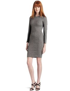French Connection Women`s Fast Dee Tweed Dress $115.37