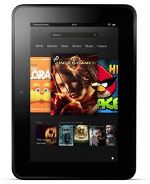 Kindle Fire HD  Auction