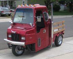 '92 Cushman 327 Police Truckster