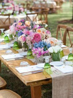 Die 57 Besten Bilder Von Tischdeko Sommerfest Dream Wedding