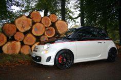Fiat 500 Abarth Turismo #fiat500 #abarth