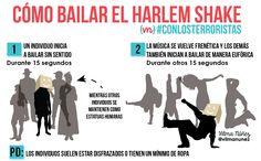 Conoce la historia del Harlem Shake, el nuevo fenómeno viral que sustituye al Gangam Style