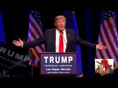 Donald Trump FULL SPEECH 12 14 2015 HD,  Las Vegas MASSIVE Nevada Rally ...