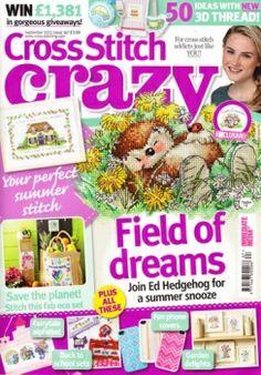 CrossStitch Crazy September 2012 / issue 167