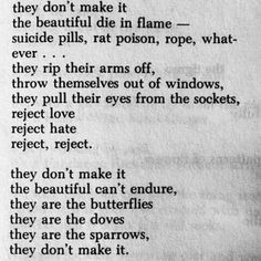 nobody can save you but yourself bukowski poem - Google Search