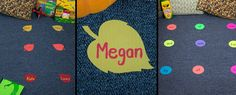Introducing an amazing new product that will provide students and adults with immediate non-verbal directional cues. Classroom Decor Themes, Classroom Setup, Classroom Design, School Classroom, Classroom Activities, Classroom Organization, Classroom Management, Sit Spots, First Grade Parade