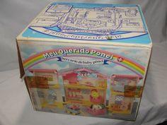 Antiga Casa Berçario Meu Querido Ponei Estrela Anos 80 - R$ 849,99 em Mercado Livre