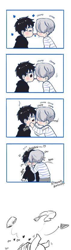 The Pocky Game by Victuuri by NitroxArts