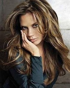 Pictures Long Layered Hairstyles | ... Beckham With Long Hairstyle Victoria Beckham With Long Hairstyle