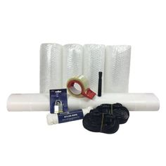 Storage Container Moving Supplies Kit The standard materials needed to pack and secure your storage Moving containers Storage Supplies Kit includes - 3 lbs of packing paper 24-28 inch wide x 30-36 inch long, 12 inch x 48 feet of bubble roll, 1 Clamshell dispenser, (1) 2 inch x 110 yds Hot melt tape,1 marker, + 2 ratchets1 inch x 12-feet 650LB working load, rope50 feet x 1/4 inch thick, and padlock1.5 inch short shank to secure the load Pods Moving, Moving Kit, Moving Boxes, Moving Containers, Storage Containers, Moving Supplies, Self Storage, Packaging Supplies, Mobile App