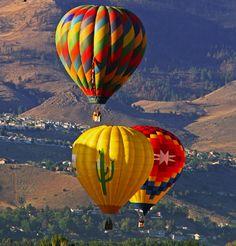 ✮ Balloons Over Reno