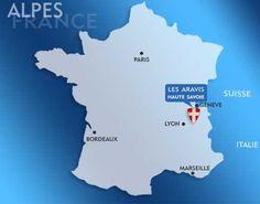 Station de Ski Haute Savoie Alpes France