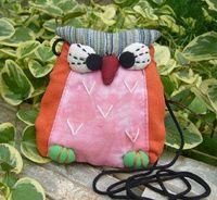 owl purse!!