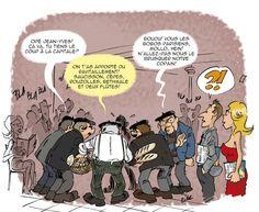 Pour la sortie du dernier Astérix, les dessinateurs ariégeois montent à Paris