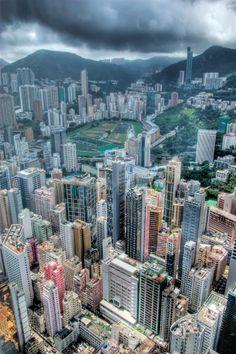HK - Happy Valley Racecourse