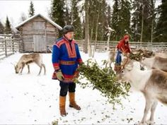 Sami People are the Indigenous people of the Northern parts of Norway, Sweden…
