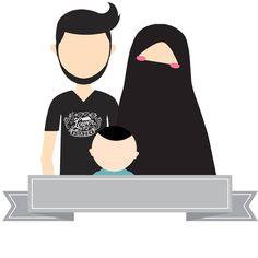 avatar kartun muslim 22