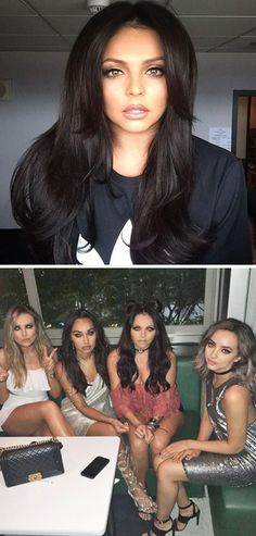 Eep. Jesy Nelson discusses her future in Little Mix (and it doesn't sound good)...