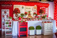 Encontrando Ideias: Festa Cozinha Divertida!!